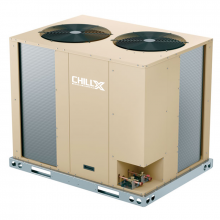 ChillX - 10-20 Ton Process Chillers (Dual-circuit)