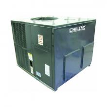 ChillX - 2 & 3 Ton Horizontal RTU-Style Chillers