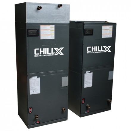ChillX - Residential Water-Cooled Air Handlers