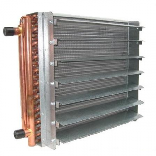 Air-to-Water Heat Exchangers