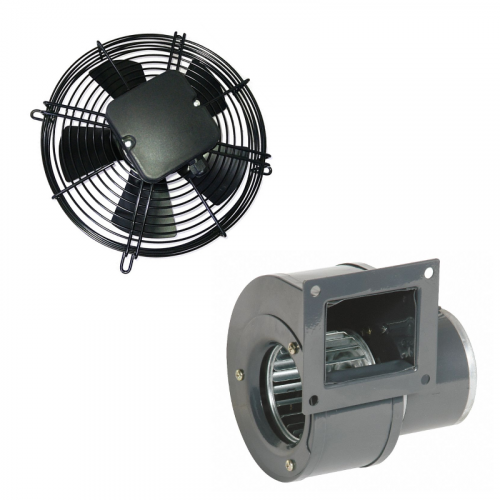 Air Handler Fans & Blowers