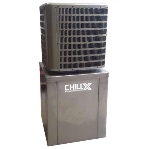 ChillX - 2-10 Ton Vertical Chillers (Single Compressor)