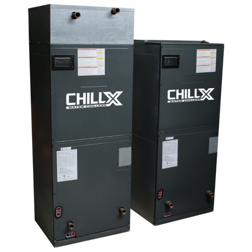 ChillX - Pair of 5 Ton Residential Water Cooled Air Handlers